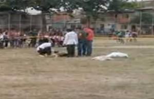 YOUTUBE Calciatore uccide arbitro che lo aveva espulso