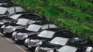 Auto blu ministeri, arrivano i tagli: da 159 a 59