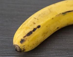 Guarda la versione ingrandita di Melanoma, scoprilo con la buccia di banana