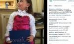 Bambina mascherata da Barbara D'Urso, lei posta la FOTO e…