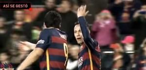 YOUTUBE Rigore Messi, Neymar contro Suarez