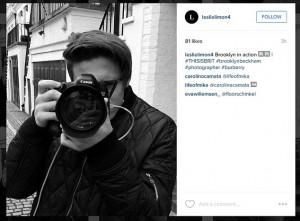 "Brooklyn Beckham fotografo Burberry a 16 anni. ""Nepotismo"""
