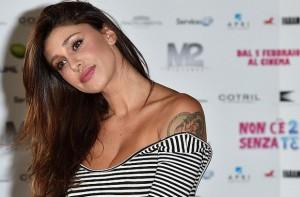 Belen Rodriguez-Stefano De Martino: al via Pequenos Gigantes