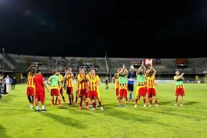 Guarda la versione ingrandita di Benevento-Andria Sportube: streaming diretta live su Blitz Foto LaPresse - Gerardo Cafaro