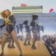YouTube, Beyoncè balla e rischia di cadere al Superbowl