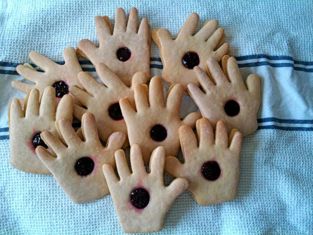 Biscotti di Padre Pio con le stimmate: è una bufala FOTO03