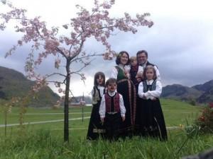 Guarda la versione ingrandita di Norvegia: figli