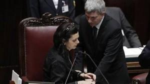 """Nichi Vendola """"papà"""": Gasparri e Boldrini, fuoco concentrico"""
