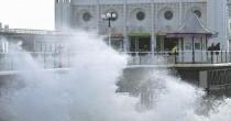 Tempesta Imogen su Gb <br /> Venti fino a 150 km orari