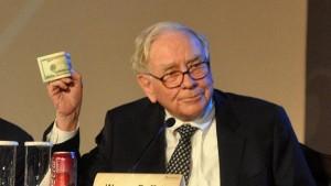 Warren Buffett, lettera agli azionisti: +32% di utile netto
