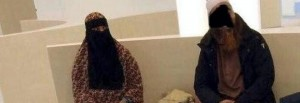 Guarda la versione ingrandita di Burqa e niqab in ospedale a Conegliano. La foto del Gazzettino che denuncia: per la legge italiana non si può