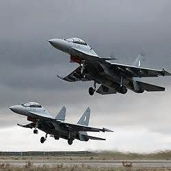 Caccia Sukhoi-30