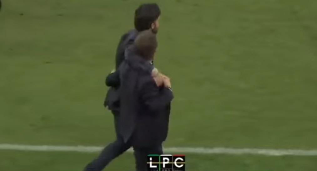 YOUTUBE Capuano, abbraccio a Gattuso poi il vaffa... 3