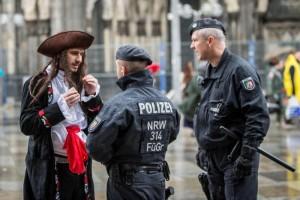 Carnevale Colonia: 22enne violentata da afgano 17enne