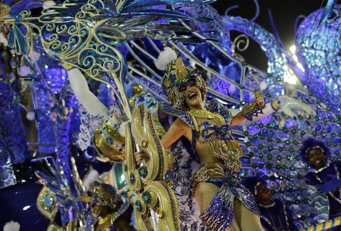 Carnevale Rio de Janeiro: virus Zika non ferma la festa25