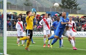 Guarda la versione ingrandita di Carrarese-Arezzo Sportube: streaming diretta live Foto LaPresse - Jennifer Lorenzini