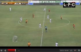 Catania-Lecce 0-0: highlights Sportube su Blitz