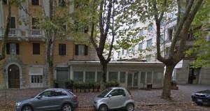 Roma, ristorante Celestina a viale Parioli in fiamme