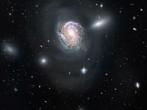 Buchi neri: Hubble scopre il più grande (ammasso Chioma)