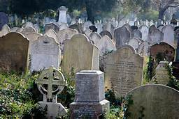 Un cimitero a Londra