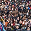 Cina, neve record: in 100mila bloccati in stazione FOTO9
