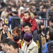 Cina, neve record: in 100mila bloccati in stazione FOTO8