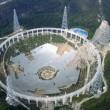 Cina costruisce mega telescopio per cercare alieni