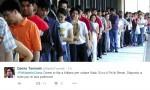 Milano, Toninelli (M5s) posta foto cinesi in fila ma è…