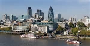 Guarda la versione ingrandita di La City di Londra