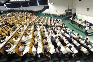 Guarda la versione ingrandita di Avvocati concorso: 1.200 ignoranti, imbroglioni e...cretini (foto di repertorio Ansa)
