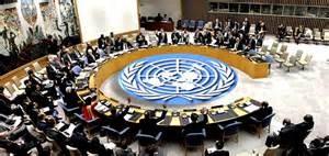 Il Consiglio di Sicurezza