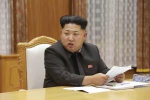 Guarda la versione ingrandita di Kim Jong-un (Foto Lapresse)