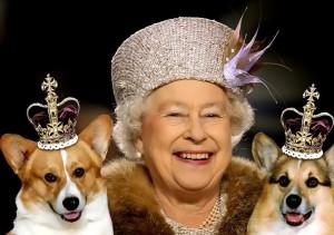 Vita da cani. Ma della Regina Elisabetta: bistecca, riso...