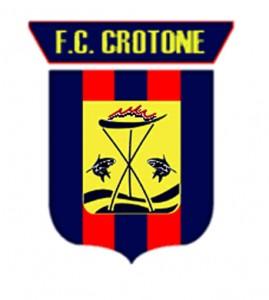 Guarda la versione ingrandita di Il logo del Crotone