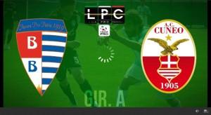 Cuneo-Pro Patria Sportube: streaming diretta live