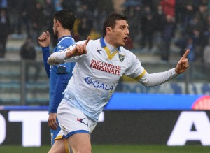 Ciofani doppietta salva Frosinone. E lui: Al fantacalcio...