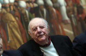 Dario Fo, Umberto Eco e grammelot de Il Nome della Rosa...