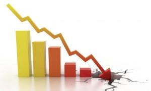Deflazione e crollo cinese: in Europa torna il Grande Freddo