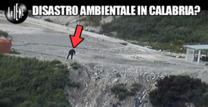 Le Iene, disastro ambientale a Casignana in Calabria? VIDEO