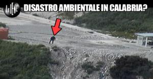 Le Iene, disastro ambientale a Casignana in Calabria? VIDEO