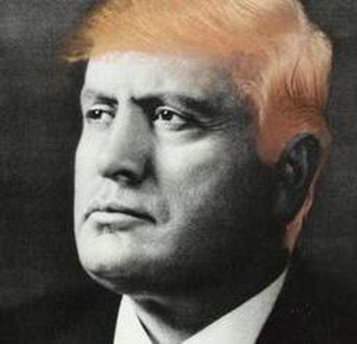 Trump cita Mussolini su Twitter: Bella frase, che male c'è? 2