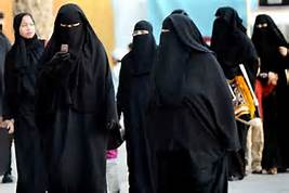 Donne in Arabia Saudita