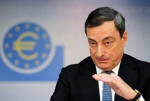 "Draghi. ""Meno tasse più investimenti. Renzi & c., muovetevi!"""