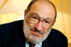 Umberto Eco morto di cancro. Gianni Coscia, da Aessandria...