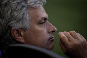 Guarda la versione ingrandita di Calciomercato Inter, Mourinho nella foto Ansa