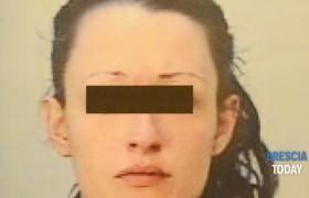 A Elena Perotti tolta anche la seconda figlia<br /> 4 anni fa sfigurò con l'acido il suo ex compagno