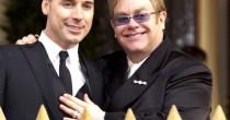 Elton John  porta marito Spot pro coppie  gay a Sanremo?