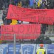 Giulio Regeni, lo striscione dei tifosi dell'Empoli FOTO