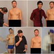 YOUTUBE Uomini eterosessuali toccano pene di ragazzo gay 7