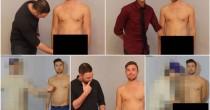 YOUTUBE Uomini eterosessuali toccano pene di ragazzo gay